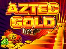 Игровой автомат Aztec Gold - играть бесплатно в Золото Ацтеков