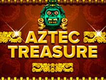 Игровой автомат Aztec Treasure без регистрации онлайн