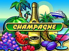 Игровой автомат Champagne без регистрации онлайн