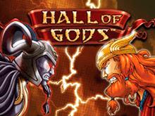 Игровой автомат Hall of Gods без регистрации онлайн
