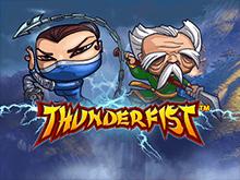 Игровой автомат Thunderfist без регистрации онлайн
