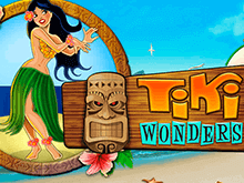 Игровой автомат Tiki Wonders без регистрации онлайн