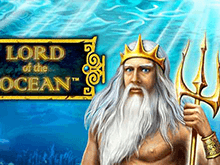 Игровой автомат Lord of the Ocean в клубе 777 Вулкан