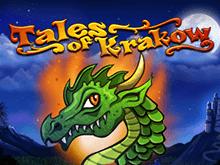 Игровой автомат Tales Of Krakow без регистрации онлайн бесплатно