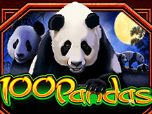 Игровой автомат 100 PandasИгровой автомат 100 Pandas