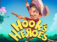 Hook's Heroes в казино Вулкан 24