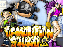 Demolition Squad в казино Вулкан 24