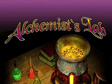 Автомат 777 онлайн Alchemists Lab