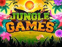 Автомат 777 из Вулкана Jungle Games