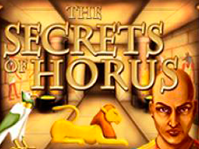 Secrets Of Horus автомат 777 онлайн