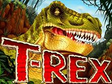 Лучший автомат 777 для игры T-Rex