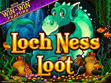 Loch Ness Loot – автомат Vulkan