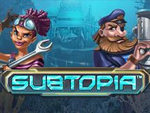 Онлайн автомат Subtopia в Вулкан
