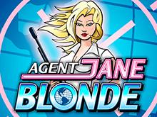 Игровой онлайн-автомат Agent Jane Blonde