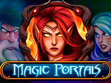 Игровой автомат Magic Portals с бонусами