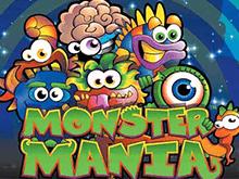 Игровой онлайн-автомат Monster Mania от Microgaming