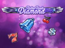 Игровой автомат Retro Reels Diamond Glitz приносит призы и фриспины